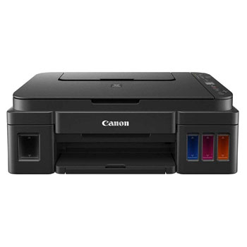 Canon PIXMA G3010 Refillable Ink Tank Wireless All-In-One for High Volume Printing