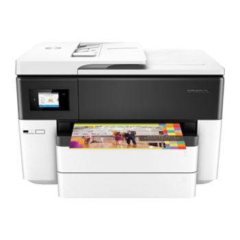 HP Printer OfficeJet 7740 Wide Format All-in-One Printer