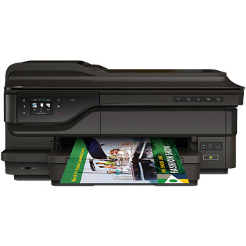 HP Printer Officejet 7612 Wide Format eAiO Printer w/ Duplexer